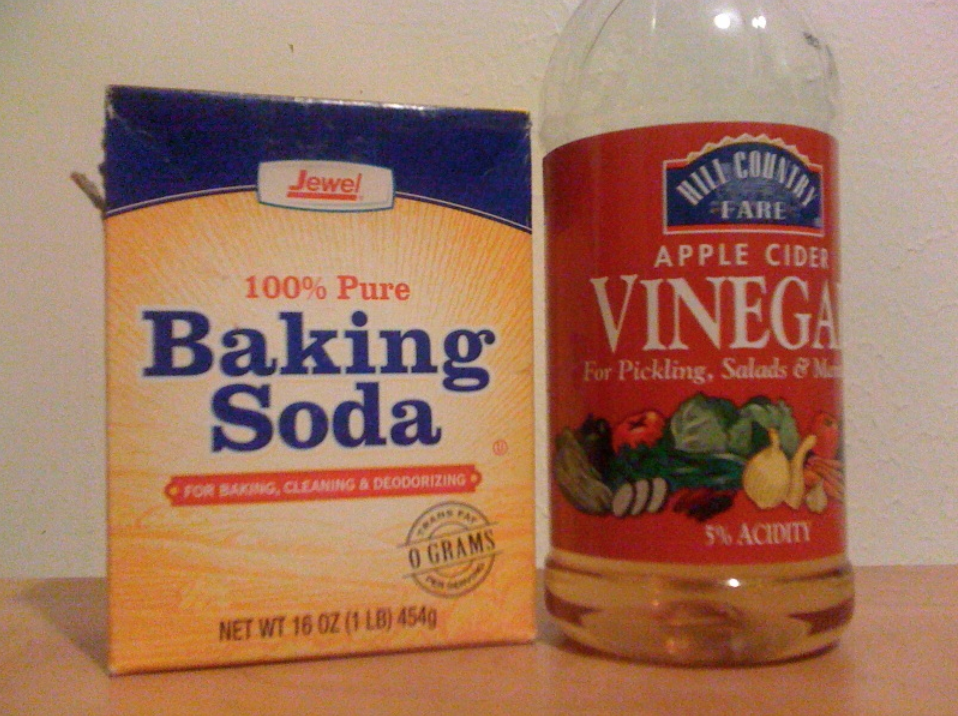 economic collapse basic cleaning supplies