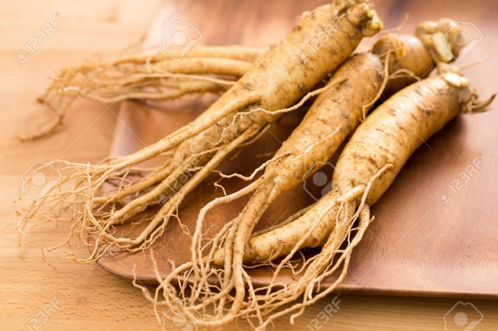 natural remedies for depression ginseng
