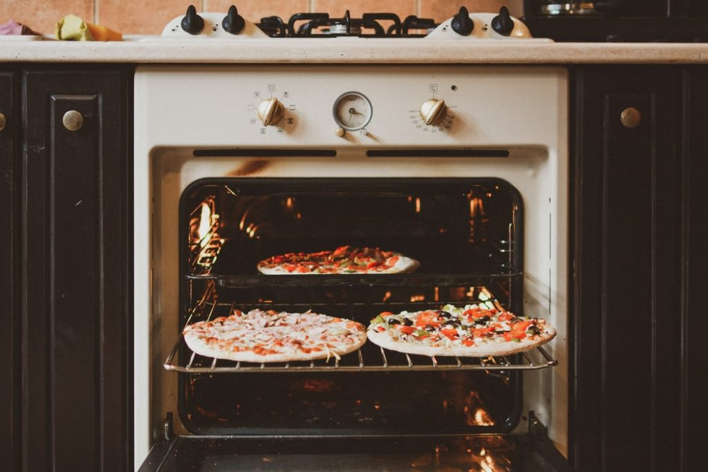 how to clean an oven how often