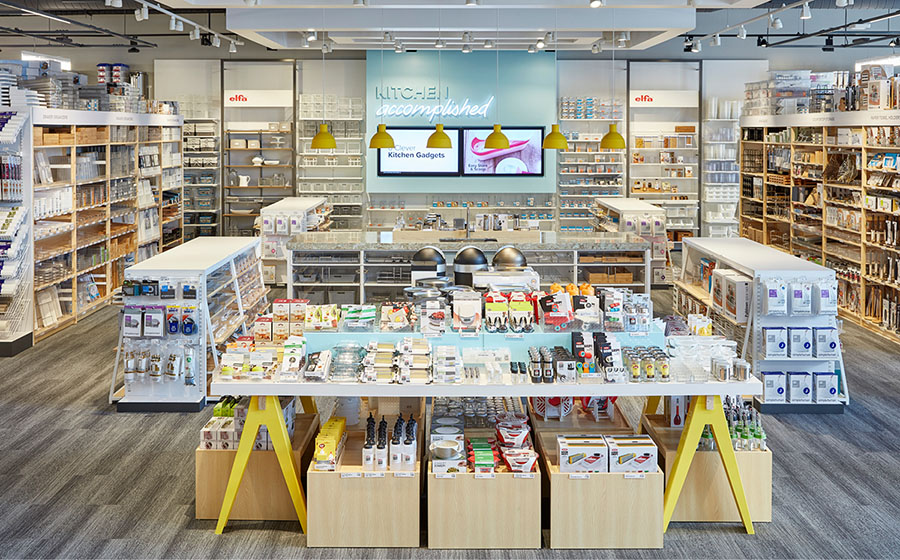 The Container Store dog friendly stores