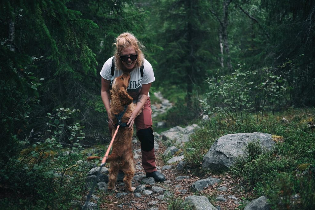 Places to Take Your Antisocial Dog hiking